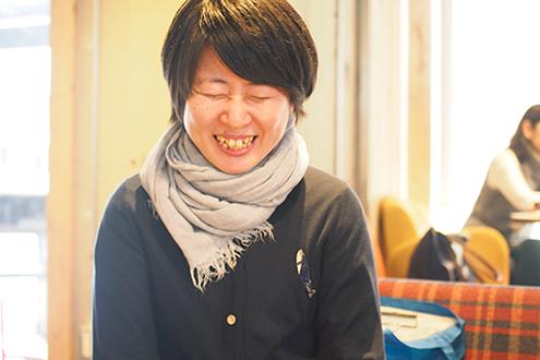 小田さんインタビュー