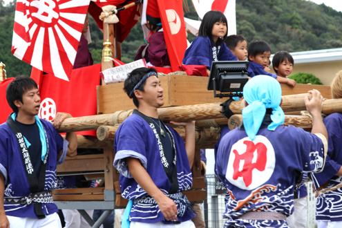 MCS3_秋祭り参加_2016