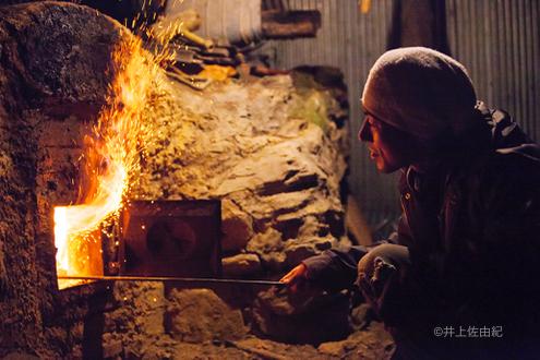 ナリワイは炭焼き職人