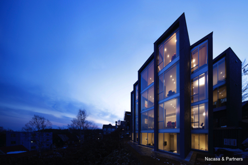 都市や場所と<br>対話する建築をつくる
