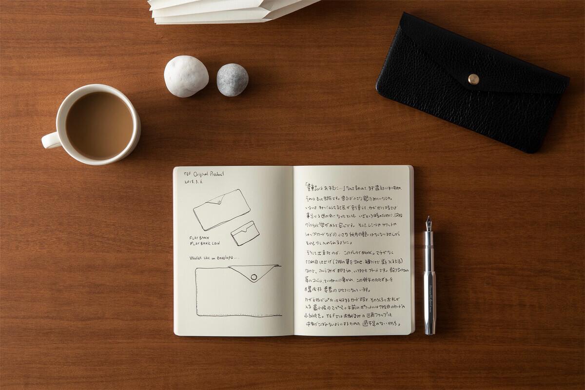 ペンが好き、紙が好き<br>書く楽しみから<br>仕事にハマる