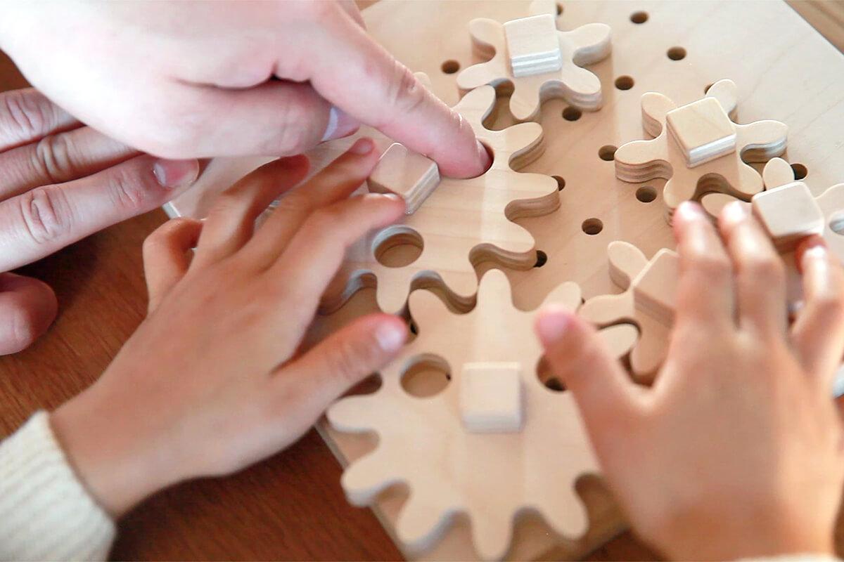 日本を木のおもちゃ大国に<br/>仕事を楽しくすることが<br/>想いを形にしていく最初の一歩