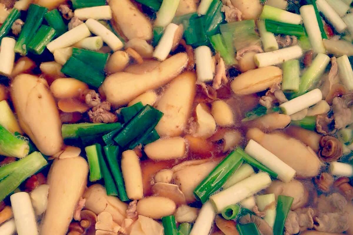 山形の芋煮ナイト