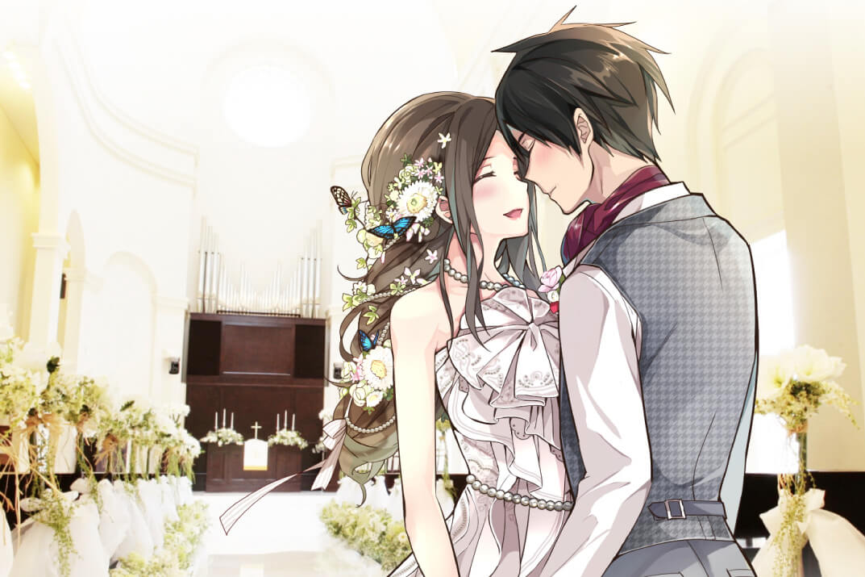 オタクの婚活支えナイト