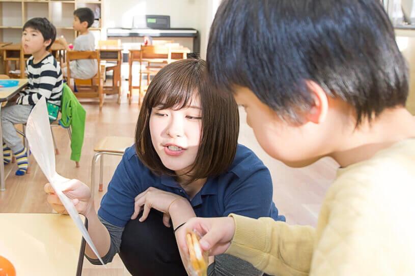 笑って、泣いて、喧嘩して子どもと一緒に成長する放課後の教室