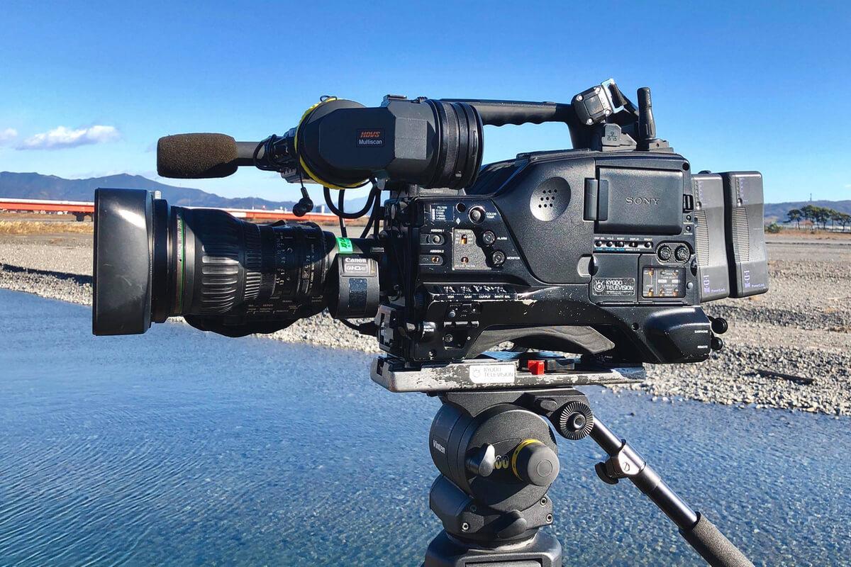テレビを撮るワークショップ