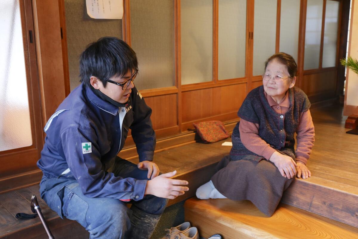 【西粟倉10の生き方:その1】土木工事からおばあちゃんの頼みごとまで