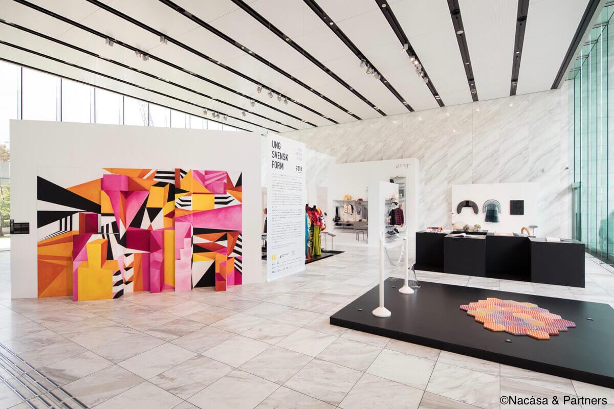 デザインとアートが<br>街の日常に混ざり合う<br>30年後の東京