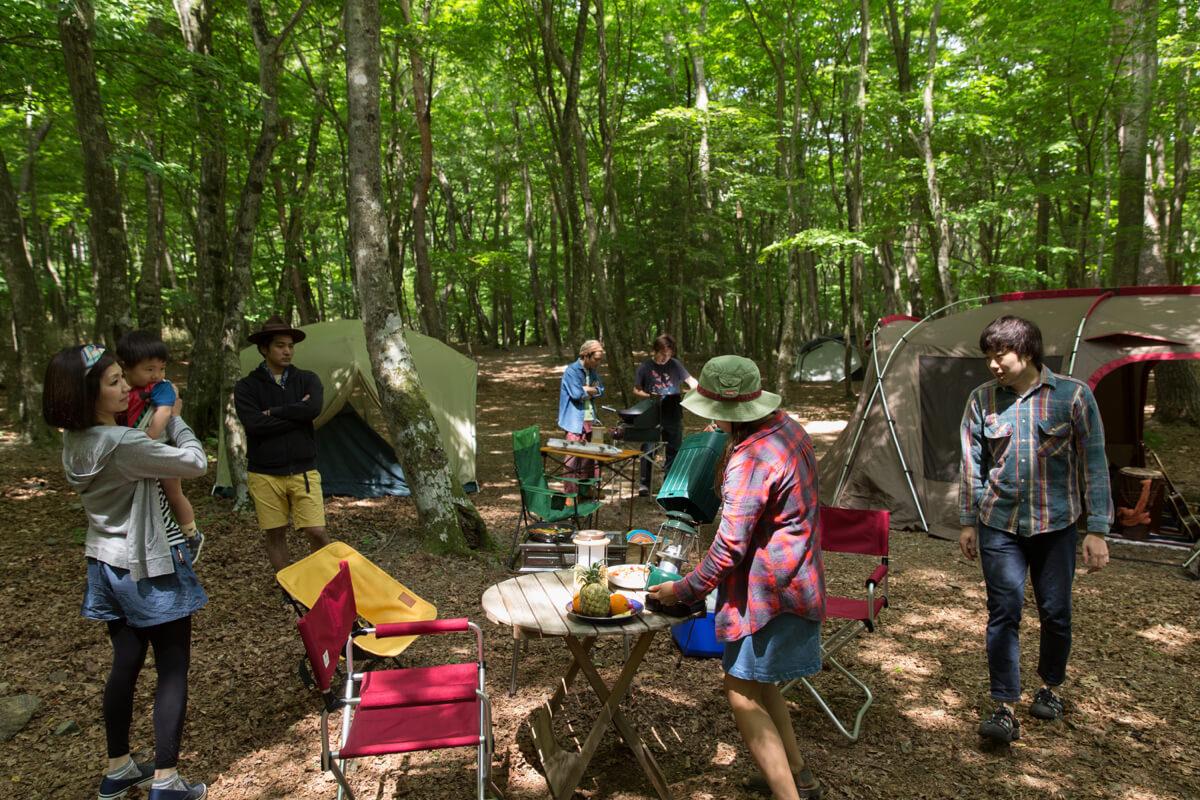 日本の魅力、再発見常識にとらわれずキャンプ場を再定義する