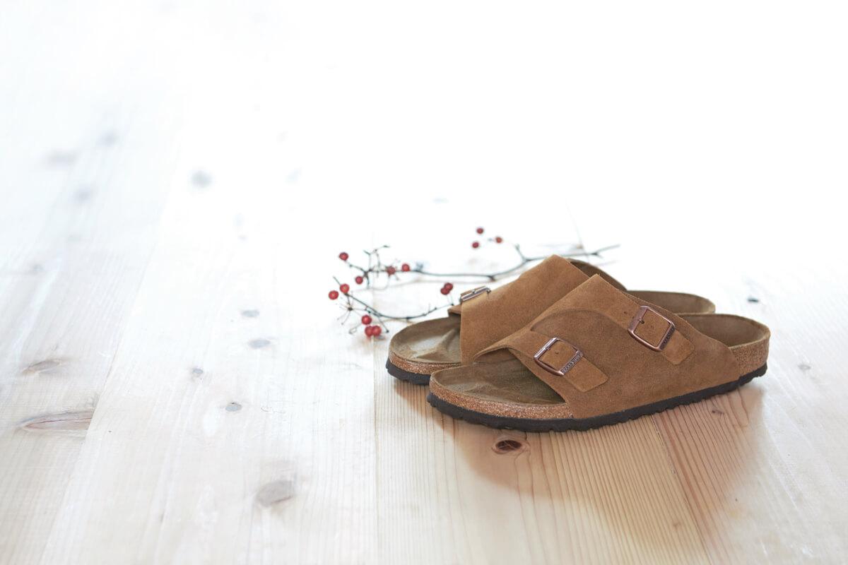 世界から届いたすこやかな暮らしのヒント想いのこもった靴と歩む