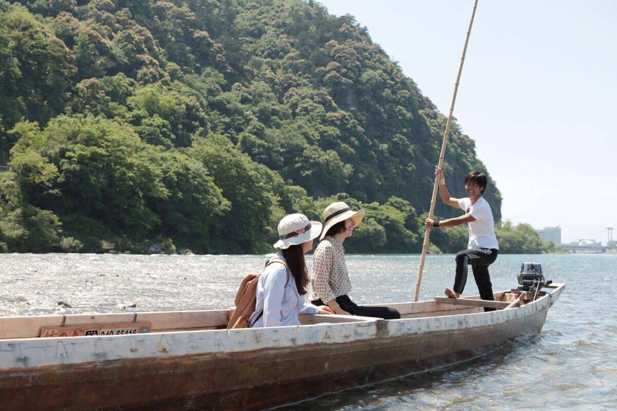 川が運ぶものがたり日本の技をつなぐ人たちに出会う旅