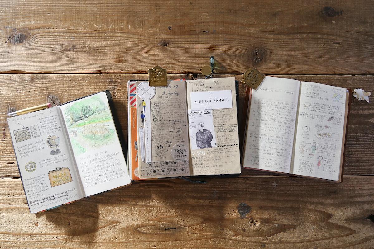ワクワクの源泉を求めて旅するように毎日を楽しむためのノート