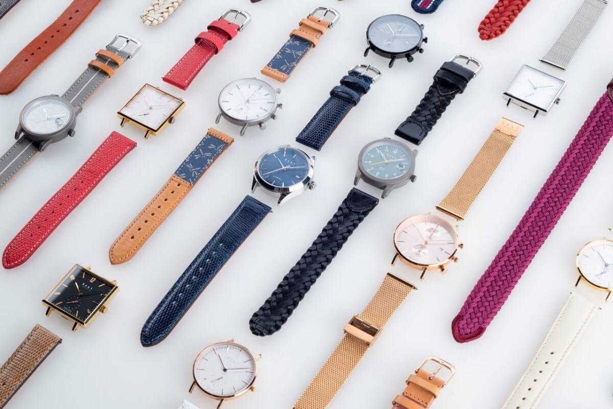 今日の服に、今日の時計日本の魅力を世界と結ぶ