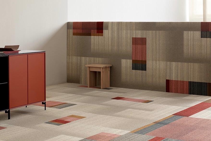 心動かす空間に一歩先をゆく、床材