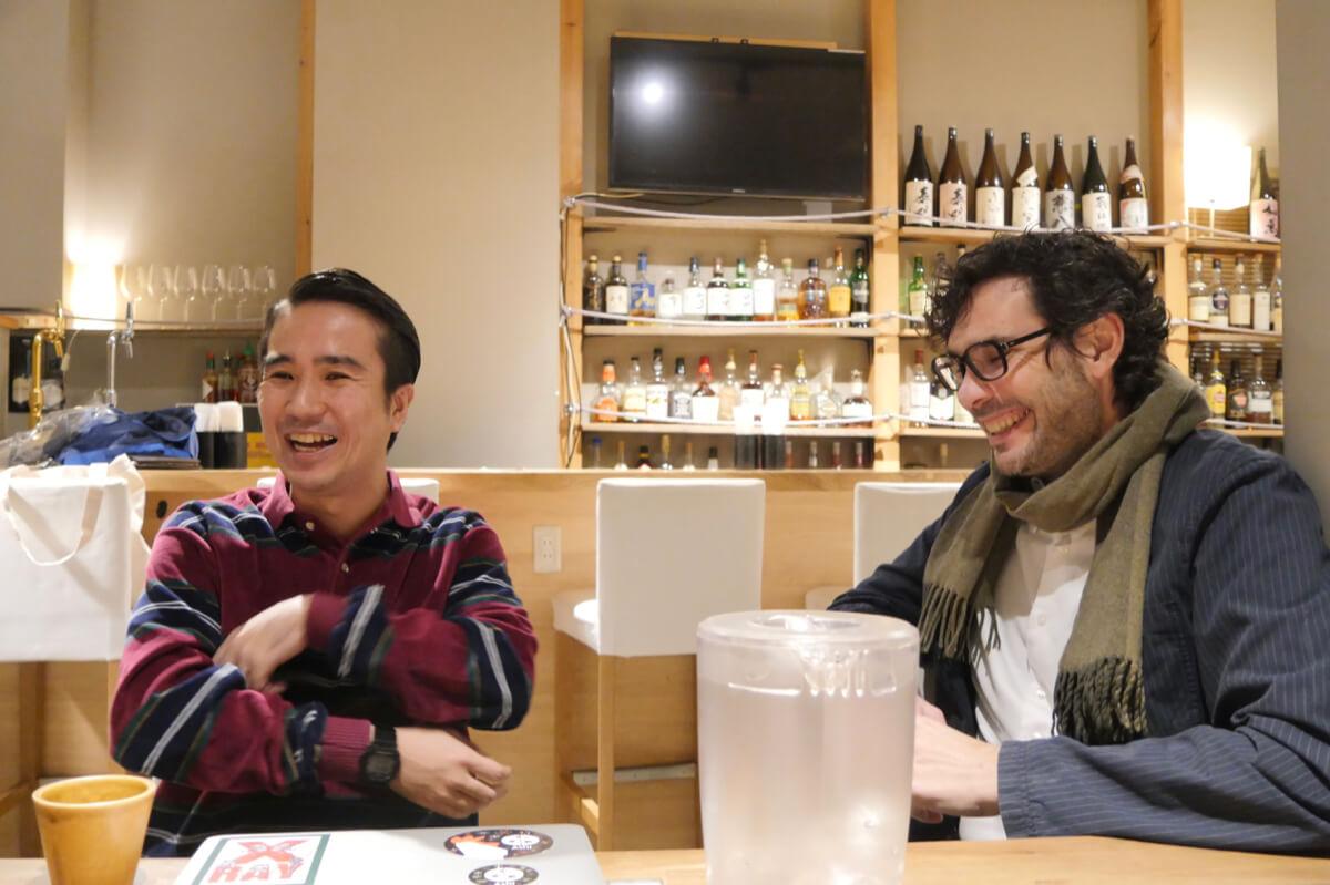 楽しむから、楽しませられるTeishoku & Dinerへようこそ