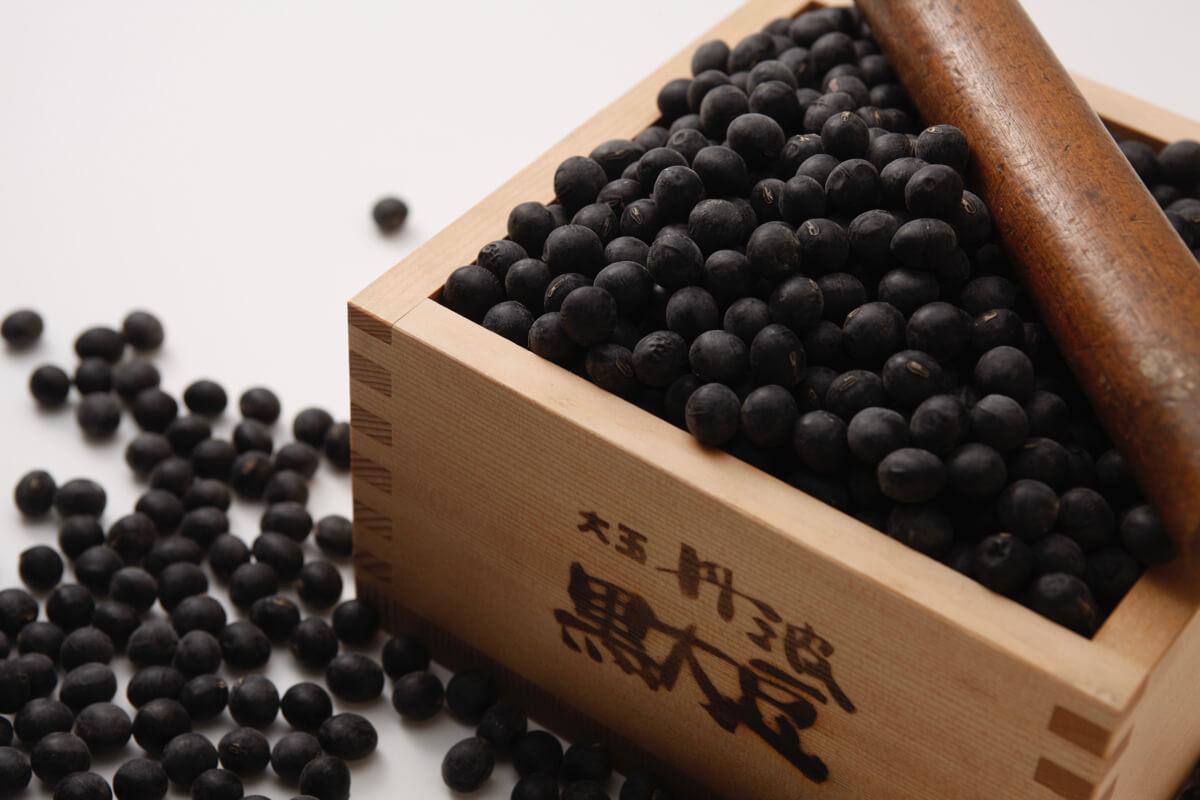 日本一の黒豆屋さん丹波のいいものをぎゅっと詰め込んで