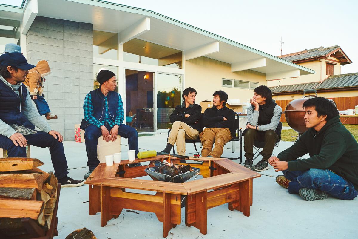 遊びも仕事も妥協せずものづくりを楽しむ建築の多能工集団