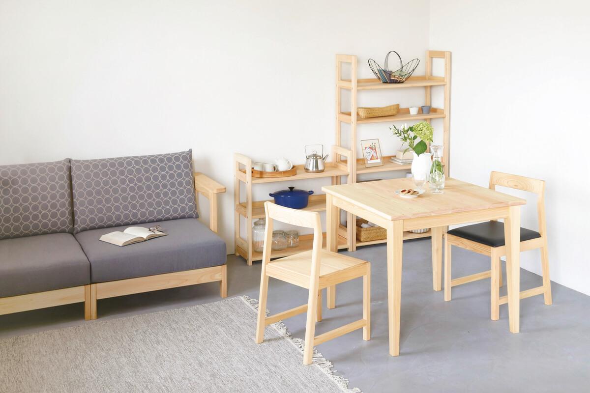幸せになるための家具