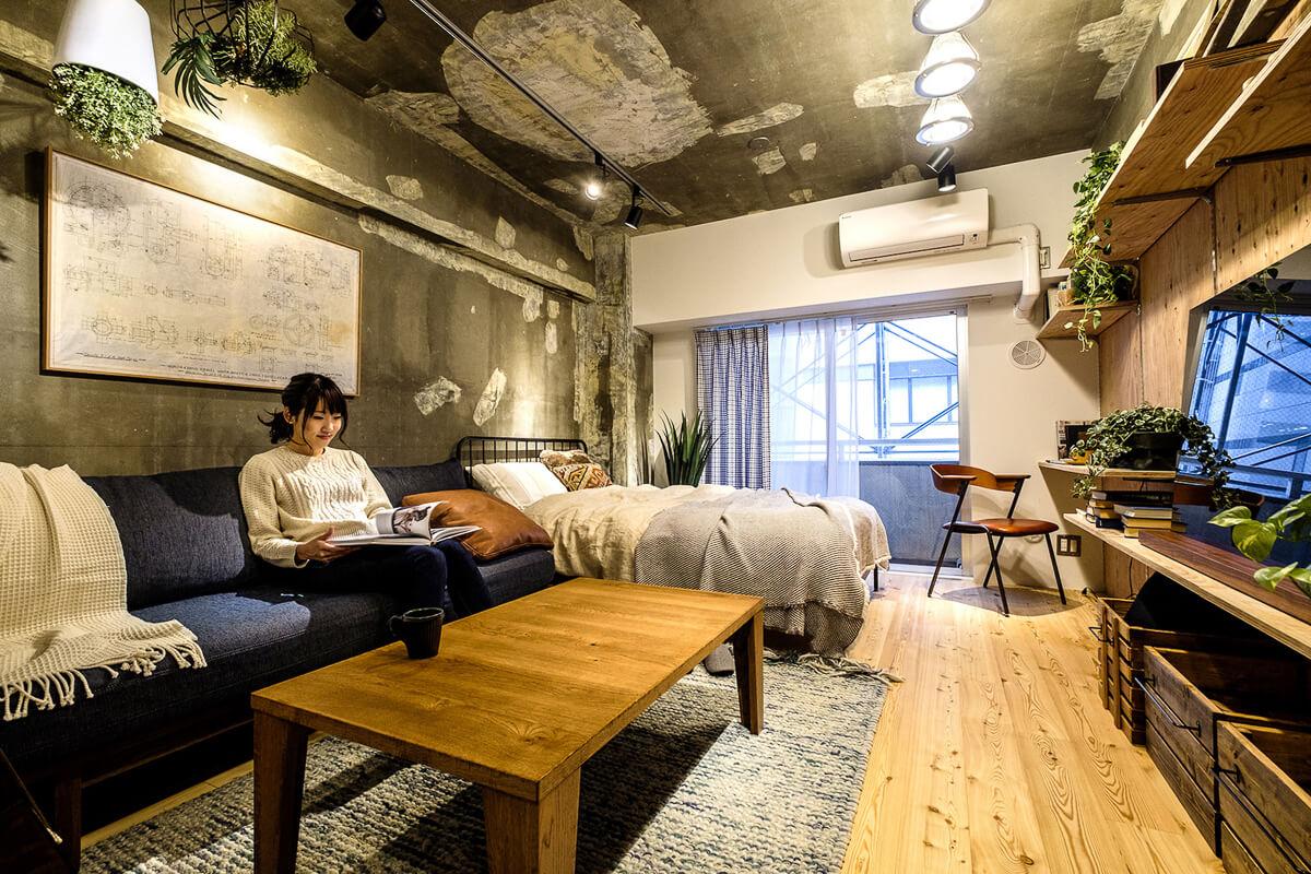 暮らしに寄り添う住みたい部屋づくり