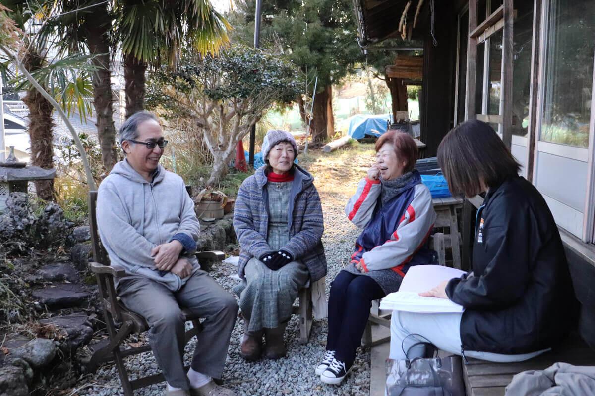 井戸端会議で考える 395人の小さな里山 農のある暮らし