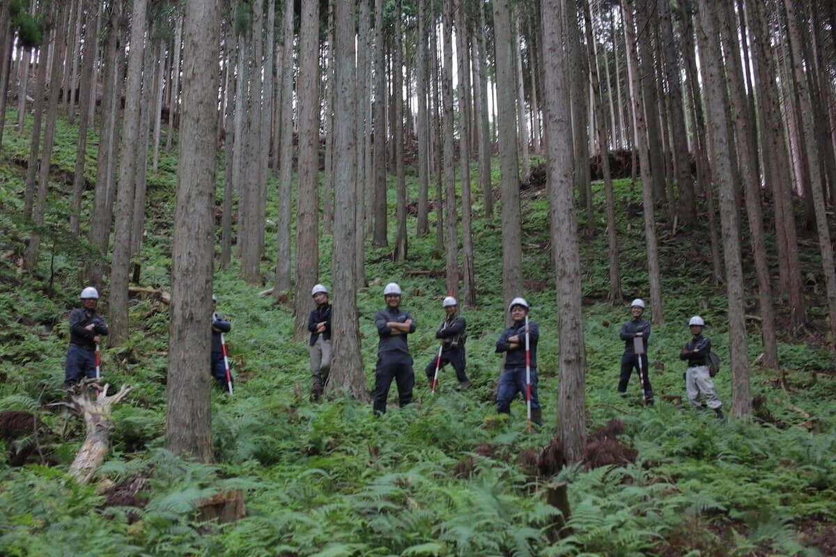 【西粟倉11の挑戦:その10】森づくりに余白を生むために  ロジカルな発想力を