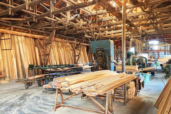 あらためて製材がやりたい 山とのつながりを取り戻す 次の木材利用の一手を