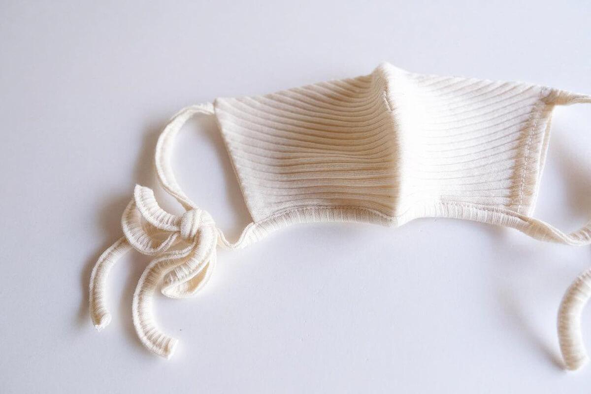 オーガニックのこだわりと手足のように動くミシンで本物を縫うものづくり