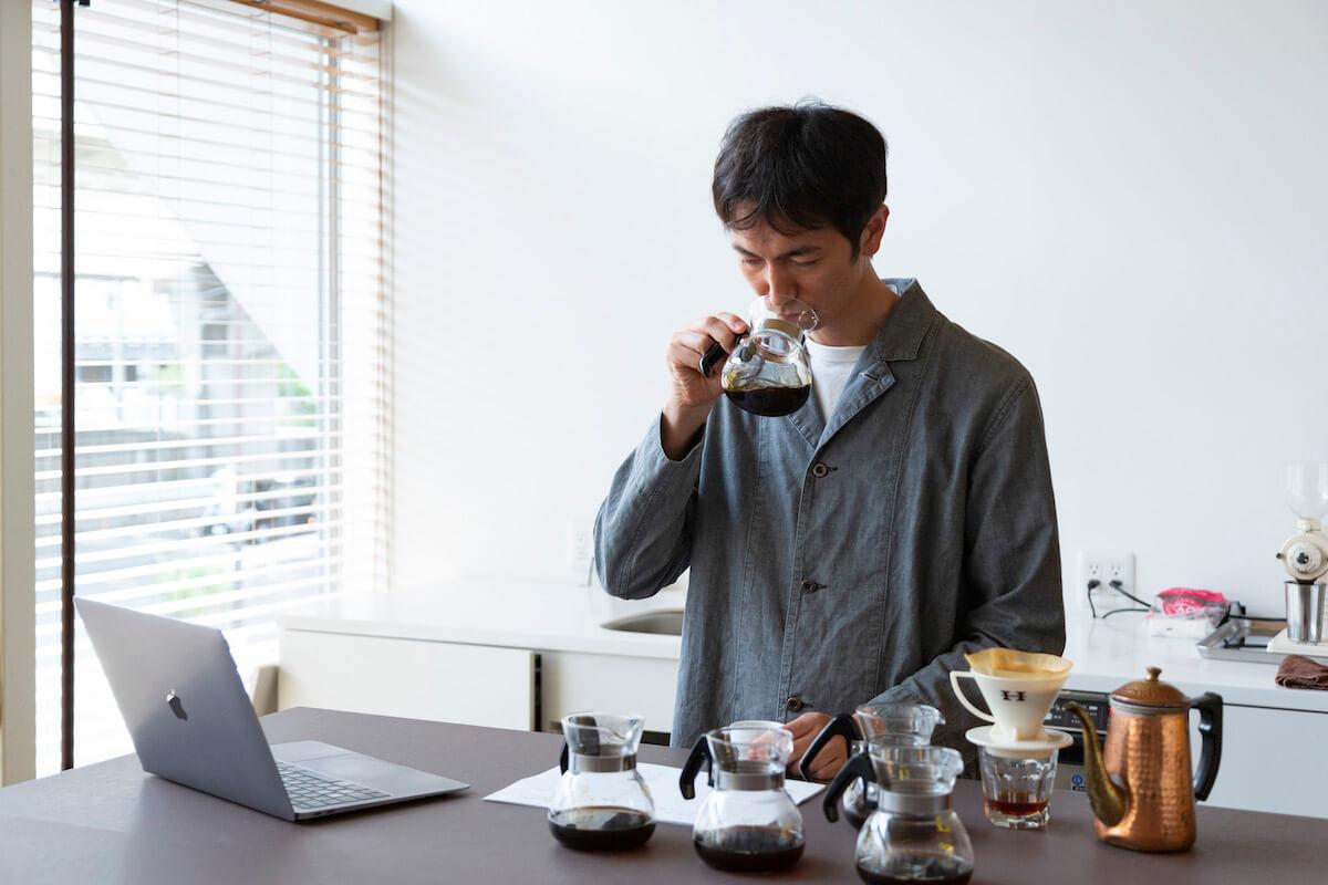 最高のコーヒーを 日々、更新する つくり手たちの志